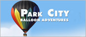 Park City Hot air ballooning
